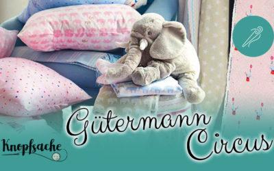 Gütermann Stoffserie Circus