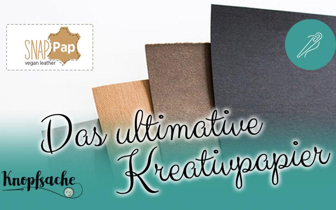 SnapPap – das ultimative Kreativpapier
