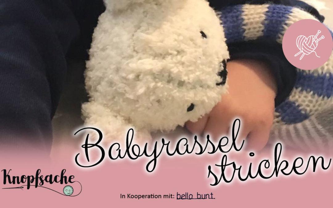 Babyrassel stricken