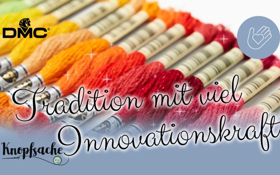 DMC – Tradition mit viel Innovationskraft