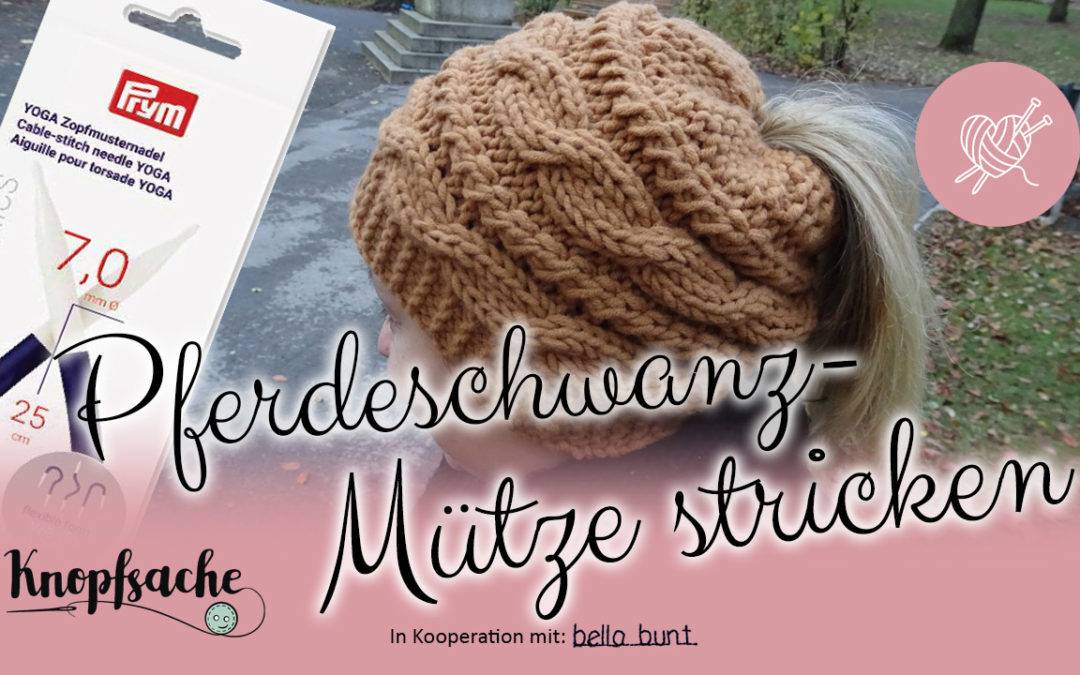 Stricken Knopfsache