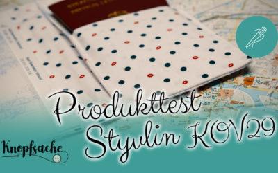 Produkttest Styvlin KOV29