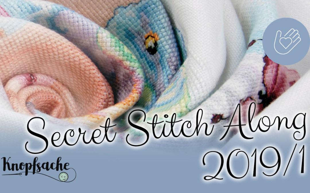 Secret Stitch Along 2019/1