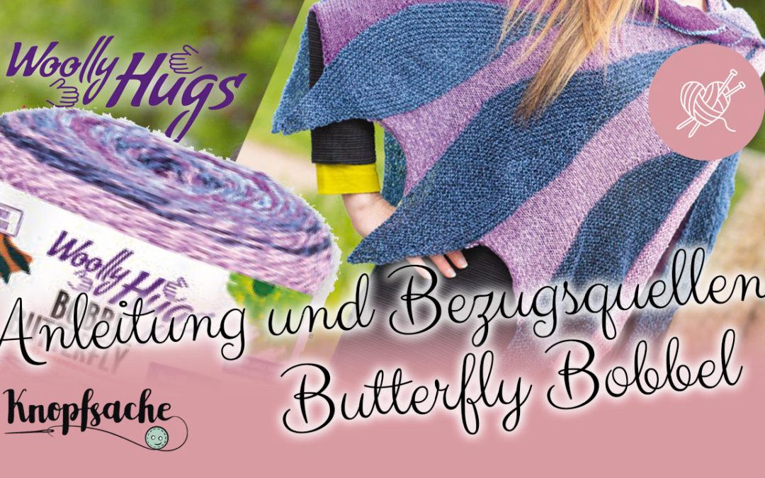 Woolly Hugs Butterfly