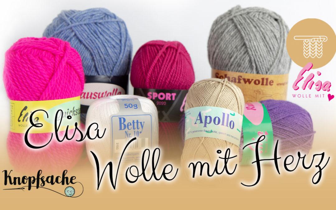 Elisa – Wolle mit Herz