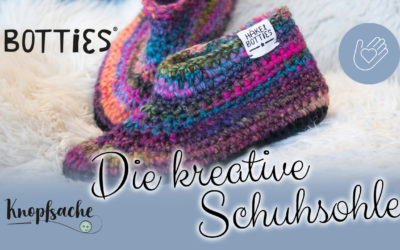 Botties – die kreative Schuhsohle